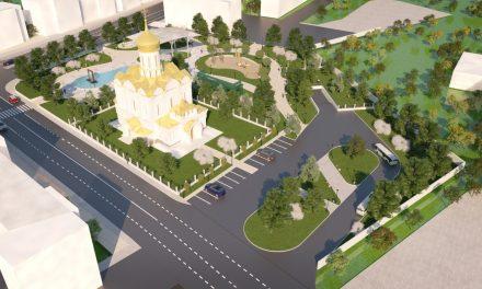 FOTO. Primăria va demola Galeriile Soveja. Proiect: ce ar trebui să se construiască în loc?