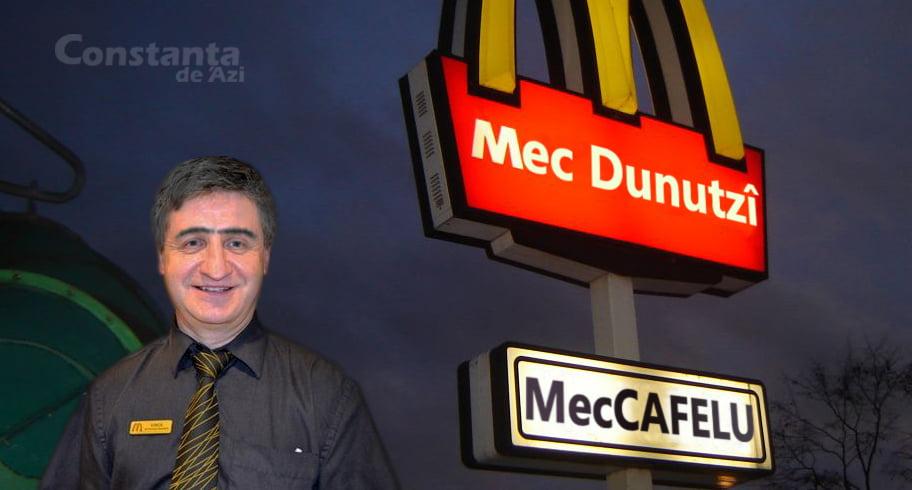 Un machedon din Constanța își deschide McDonald's, dar se va numi MecDunutzî