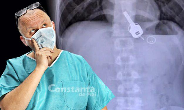 Un medic din Spitalul Judeţean nu mai ştia în ce pacient şi-a uitat cheile de la cabinetul particular