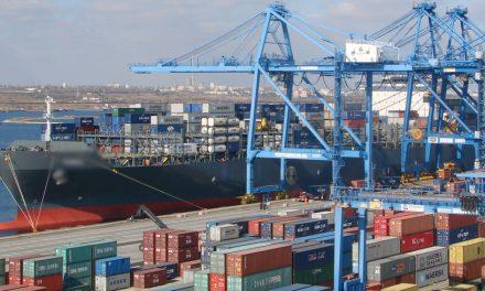 Navă sosită din China în Portul Constanța, verificată de DSP de teama coronavirus