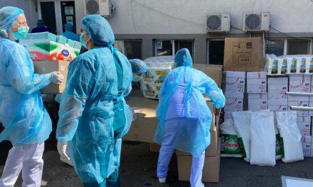 Un distribuitor a dublat preţurile pentru un ONG, care comandase echipamente de protecţie destinate unui spital din Constanţa