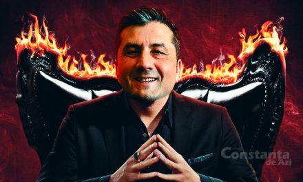 Făgădău cochetează cu sataniștii, după ce a aflat că nu-l mai votează nici dracul
