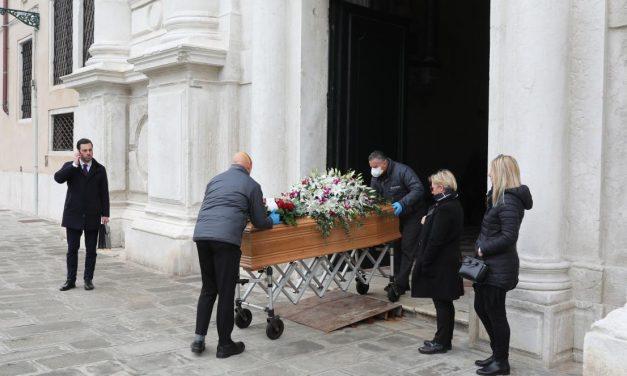 Ministerul Sănătății a pregătit protocolul privind funerariile pentru posibilele decese cauzate de COVID-19