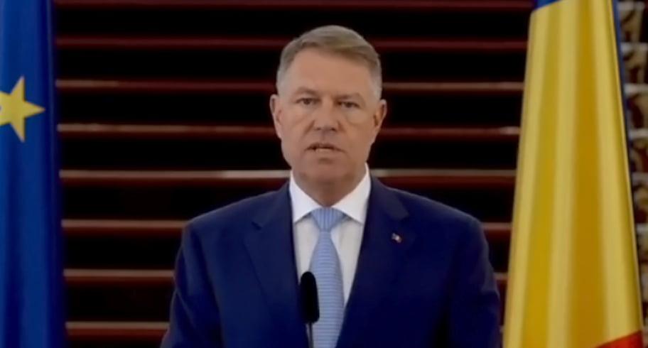 Iohannis: În timp ce ne luptăm cu pandemia, PSD se luptă ca să dea Ardealul ungurilor