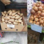 Primăria Năvodari demarează acțiuni în piețe împotriva speculei. Prețurile au crescut nejustificat peste noapte