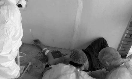 Un bărbat suspect de COVD-19 a intrat în Spitalul Hârşova unde i-a scuipat şi ameninţat pe medicii