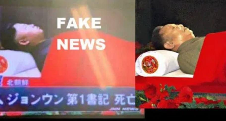 """Val de fake news cu """"înmormântarea"""" liderului nord-coreean Kim Jong-Un"""