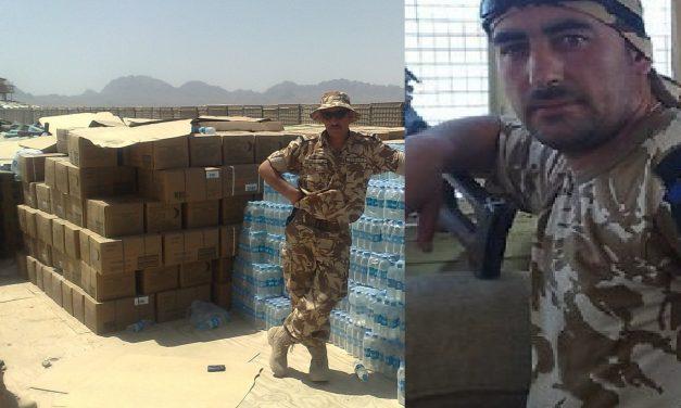 Apel disperat! Un militar și soția sa, diagnosticați amândoi cu cancer. A învins moartea de 3 ori în Afganistan, acum are nevoie de ajutorul nostru