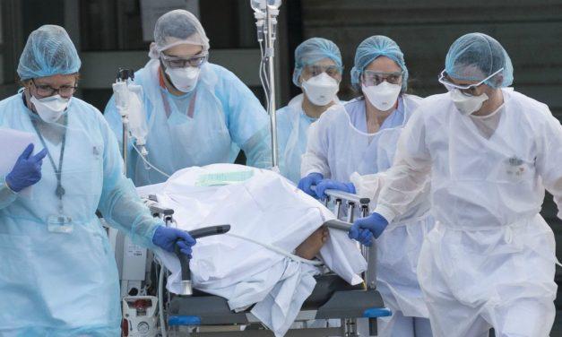 Oficial. 2466 de cazuri noi de COVID în 24 de ore. Constanța, pe lista deceselor și 83 de noi infectări