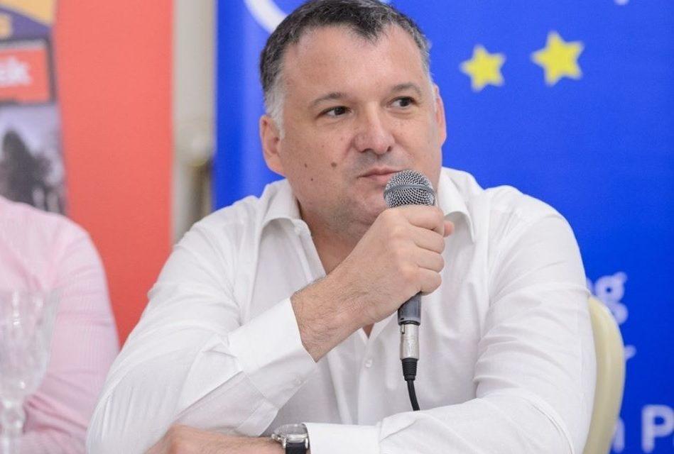 """Alegeri în PNL Constanța. """"Aducem alături de noi toți constănțenii care înțeleg că Vergil Chițac reprezintă garanția modernizării orașului"""""""