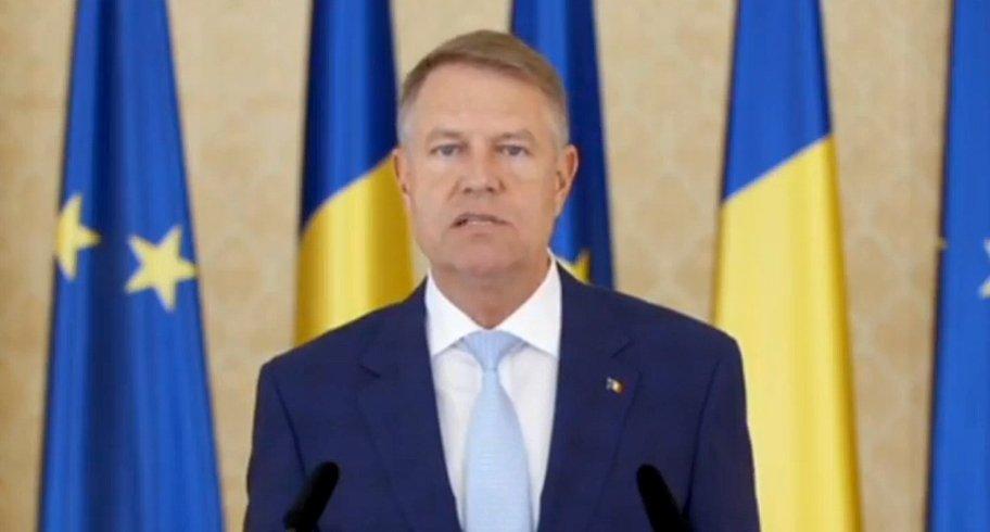 Klaus Iohannis: Grădinițele, școlile, liceele și universitățile nu se mai redeschid în acest an școlar