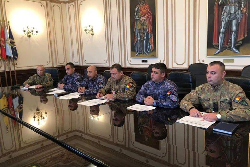 Contracte pe perioadă nedeterminată pentru SGP. Militarii îi cer lui Ciolacu să pună proiectul pe ordinea de zi a Camerei Deputaților