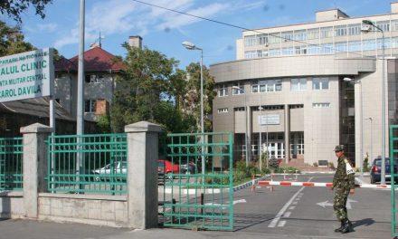 24 de cadre medicale din Spitalul Militar București, infectate cu noul coronavirus