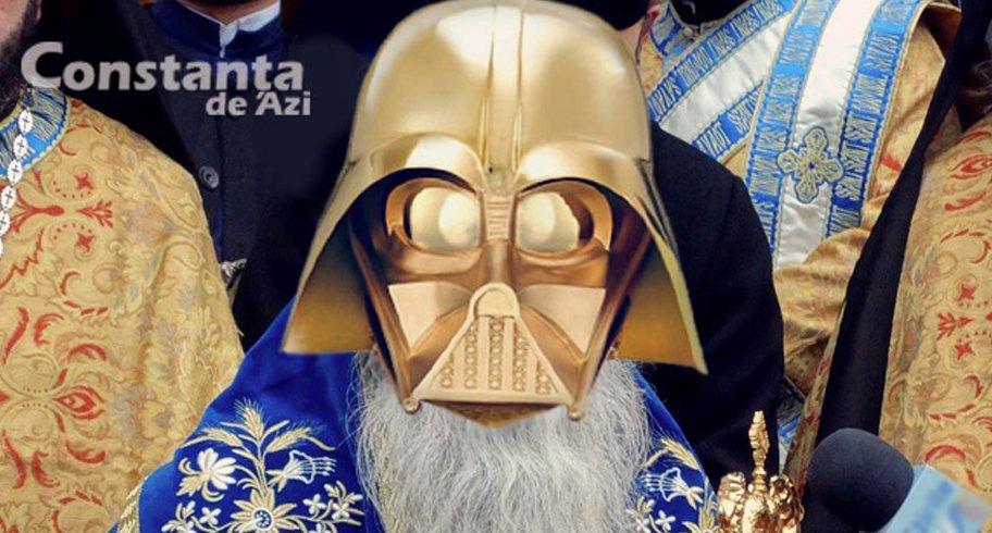 """În noaptea de Înviere, Teodosie va purta o mască cu puteri speciale. """"Este forţă pură!"""""""