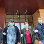 Protest al consilierilor locali PNL de la Cumpăna. Acuzații grave aduse primăriței Mariana Gâju