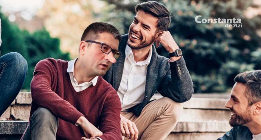 Bărbat din Constanţa, inconştient că prietenii nu-i cred balivernele