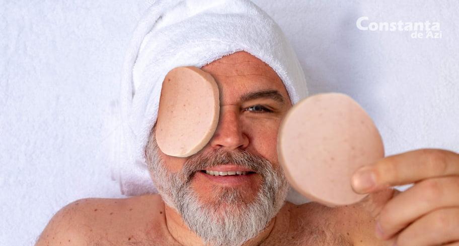 Tratament inedit. Parizerul pus pe ochi te scapă de unde 5G, microcipuri şi viruşi