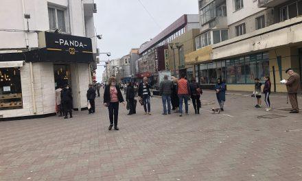 Constanța, cele mai multe noi cazuri de COVID din țară, după București. Incidența, aproape de 10