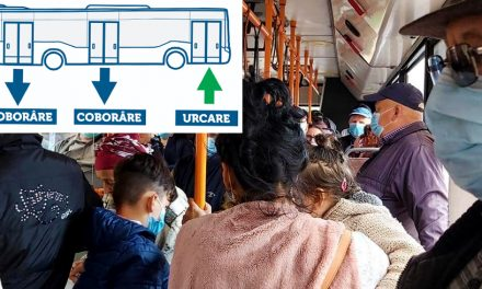 Noi reguli pentru urcarea în autobuzele CT BUS în perioada stării de alertă