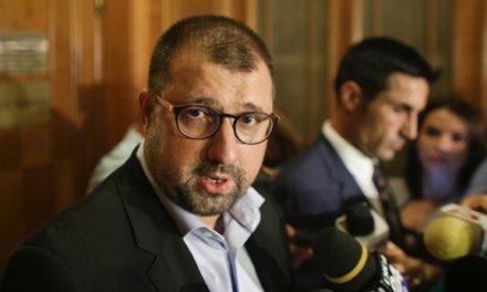 Fostul ofițer SRI, Daniel Dragomir, condamnat la închisoare cu executare, căutat de polițiști