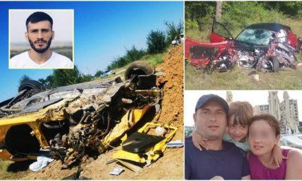 Un tânăr a provocat un accident vrând să se sinucidă. A omorât însă o fetiță de 6 ani și pe tatăl acesteia
