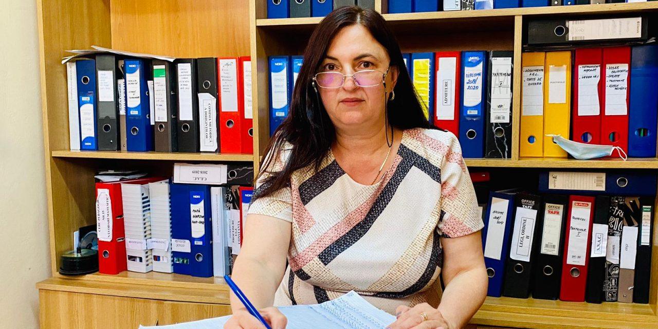 """Maria Burlăciuc, director Școala nr.3 Năvodari:""""Vom avea o școală nouă pentru că Educația are prioritate la Năvodari"""""""