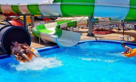 Petrecere grecească cu Zeii Olimpului, la Eforie Aqua Park
