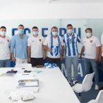 Întâlnire la ceas aniversar! FC Farul – 100 ani, LMP – 10 ani! Ciprian Marica și Dănuț Albu au bătut palma pentru un meci demonstrativ