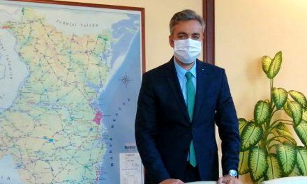 """Prefectul Niculescu, testat negativ de COVID-19. """"Am primit acordul DSP să pot ieși din izolare"""""""