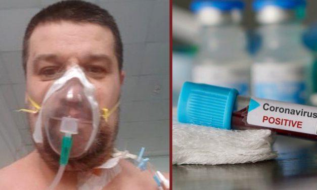 Experiența cumplită a unui român cu o formă severă de coronavirus: 10% din plămâni au rămas afectați