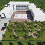 """Școală de 4 milioane de euro la Năvodari. Chelaru: """"Vom integra în proiect și vechea clădire. Va fi o școală etalon!"""""""