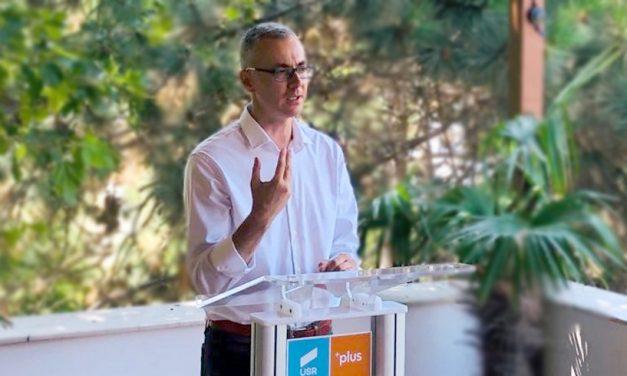 Deputatul constănțean Stelian Ion, propunerea USR-PLUS pentru Ministerul Justiției