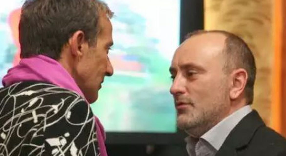Strutinsky și-a luat tălpășița până să se dea sentința. Partenerul lui Mazăre, dat în urmărire internațională