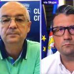 """Emil Boc a șters pe jos cu Făgădău în direct, la Digi24. """"Băi fratele meu, nu mai aștepta cu mâna întinsă"""""""