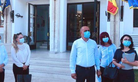 """George Muhscină şi-a depus candidatura pentru şefia CJC. """"Candidatura mea ca independent rămâne o invitație deschisă către toate forțele politice de dreapta"""""""