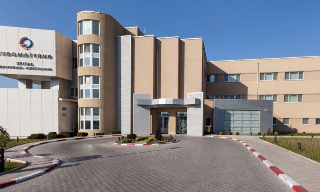 Angajați ai spitalului privat Euromaterna, confirmați pozitiv cu COVID-19