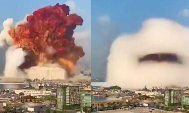 VIDEO. Explozia din Beirut, cauzată de 2.750 tone de nitrat de amoniu, depozitate necorespunzător de șase ani