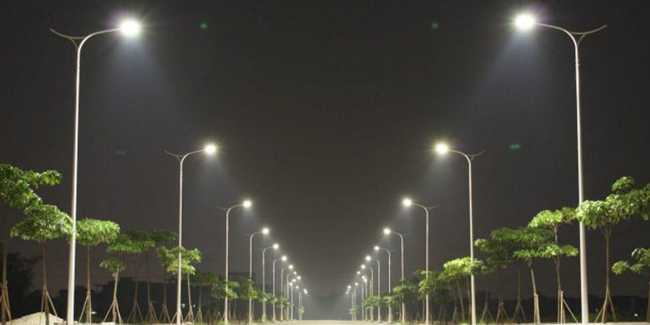 Primăria Năvodari extinde și modernizează iluminatul public cu 5 milioane euro, fonduri europene