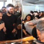 VIDEO. Nuntă la Constanța distrusă de 130 de polițiști, înmormântarea unui interlop protejată de mascați