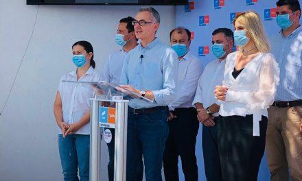 """Stelian Ion a lansat programul pentru """"renașterea"""" Constanței. Investiții din fonduri europene și proiecte pentru constănțeni"""
