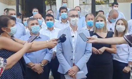 """VIDEO. Stelian Ion despre Vergil Chițac: """"Constanța nu va fi modernizată de un pensionar din Eforie"""""""