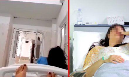 """VIDEO. """"Cască gura!"""". Cum zbiară o asistentă din Spitalul Județean Constanța la o pacientă. Acuzații grave venite din partea mai multor mămici"""