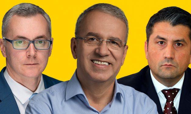 Vergil Chițac, noul primar al Constanței. Stelian Ion, locul doi. Făgădău, șomer