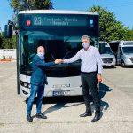 """Florin Chelaru: """"Linia 23 Năvodari-Constanța este o certitudine. Vom călători, în curând, cu autobuze moderne"""""""