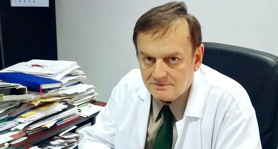 """Un reputat neurolog din România a murit de COVID-19. Profesorul Ovidiu Băjenaru era internat de o săptămână la """"Matei Balș"""""""