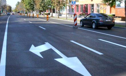 Atenție, șoferi! Modificări la circulația pe Tomis, de la 1 octombrie. Două benzi cu sens unic către centru