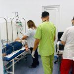Spitalul Năvodari și-a început activitatea în forță. 165 de pacienți tratați în prima săptămână