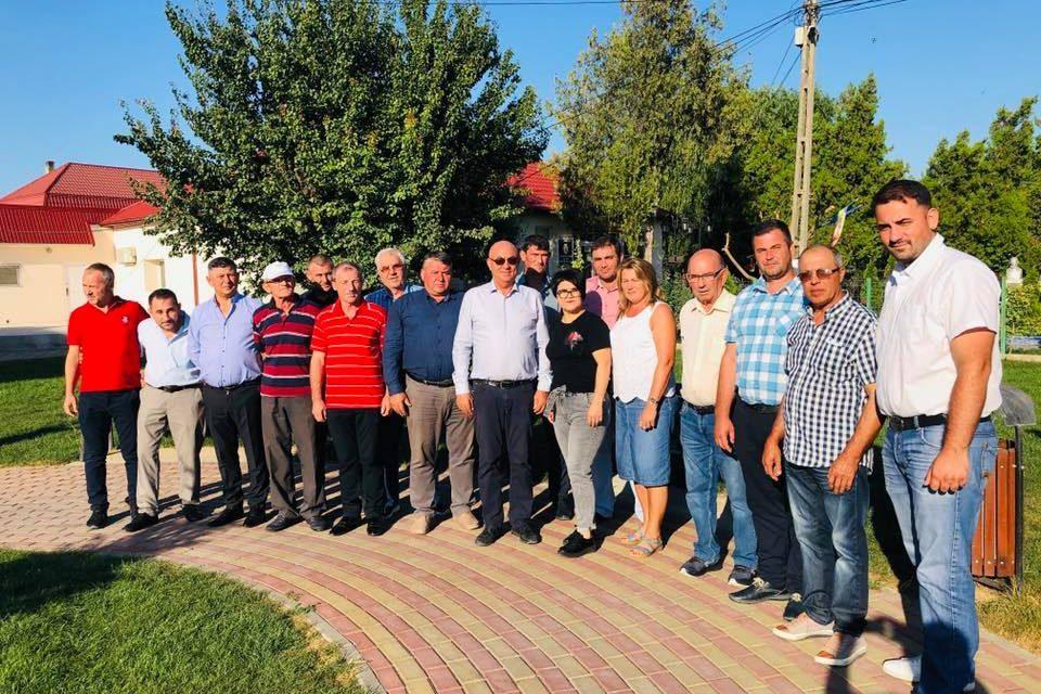 Dumitru Timofte câștigă un nou mandat la Nicolae Bălcescu