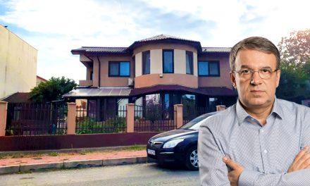 Acuzații! Vergil Chițac: divorț fictiv, spălare de bani și 14 tranzacții imobiliare cu profit de jumătate de milion de euro