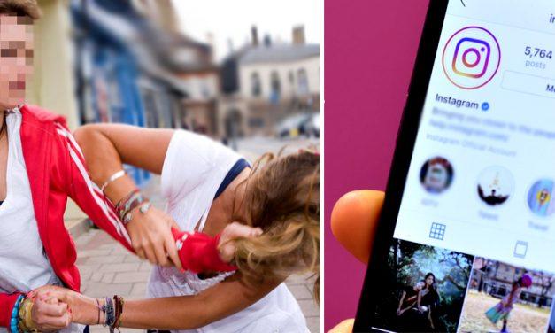 Fată de 13 ani, bătută într-un mall din cauza unui comentariu pe Instagram. Polițiștii le-au recomandat părinților să nu depună plângere